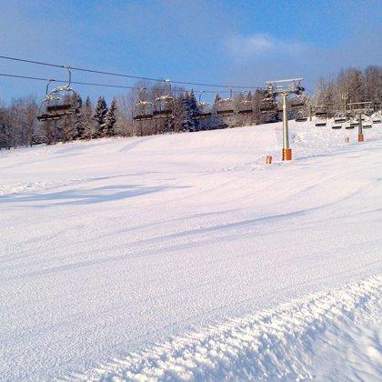 Zima v Kunčicích